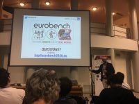 EUROBENCH at the INBOTS Conference / ICNR 2018 / WeRob 2018